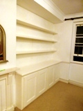 Hampstead How much does under stairs storage cost to have built or fitted