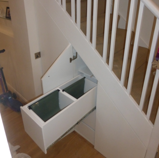 Bespoke Under Stairs Shelving: Welcome Ideas For Understairs Storage And Alcovewardrobes